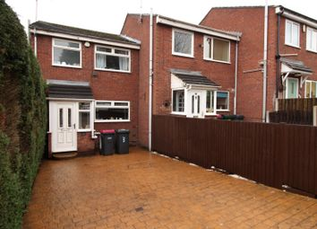 Thumbnail 2 bed terraced house for sale in Dycott Road, Rotherham, South Yorkshire