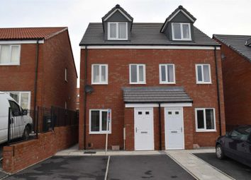 Thumbnail 3 bed semi-detached house for sale in Dean Lane Head, Old Allen Road, Thornton, Bradford