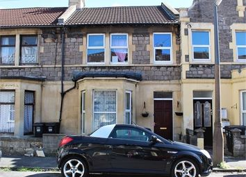 Thumbnail 3 bed terraced house for sale in Glebe Road, Weston-Super-Mare, North Somerset.