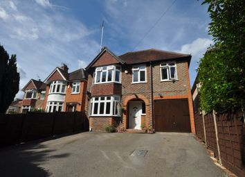 Thumbnail 4 bed detached house for sale in Rydes Hill Road, Chittys Common, Guildford