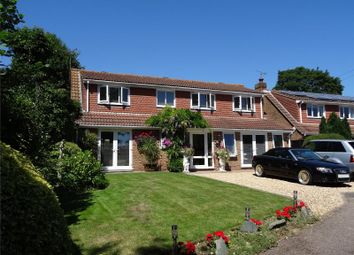 Thumbnail 4 bed detached house for sale in Durrington Hill, Salvington, Worthing
