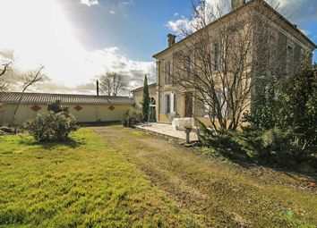 Thumbnail 8 bed property for sale in Cadillac, Gironde, France