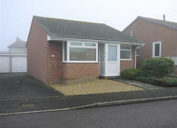 Thumbnail 2 bed detached bungalow for sale in Higher End, Chickerell, Weymouth