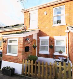 Thumbnail 1 bed terraced house for sale in Purewell, Christchurch
