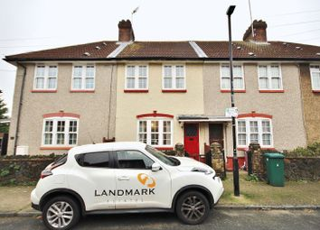 Thumbnail 2 bed terraced house for sale in Hesperus Crescent, London