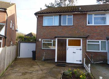 Thumbnail 2 bedroom end terrace house for sale in Western Drive, Wooburn Green, High Wycombe