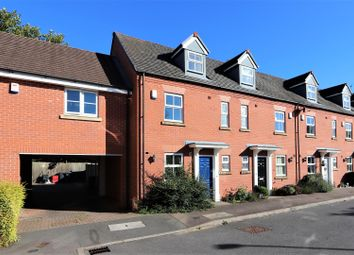Thumbnail 3 bed town house for sale in Stuart Way, Ashby-De-La-Zouch