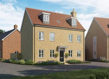 Thumbnail 5 bed detached house for sale in Biggleswade Road, Potton, Sandy