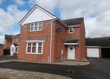 Thumbnail 3 bed detached house for sale in Northbourne Drive, Nuneaton