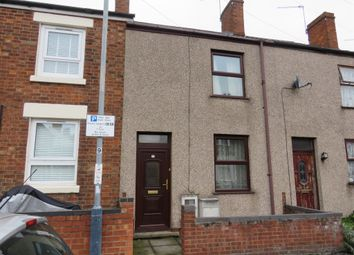Thumbnail 2 bed terraced house for sale in Wood Street, Rugby