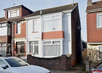 Romsey Avenue, Portsmouth, Hampshire PO3. 3 bed semi-detached house for sale