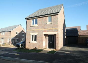 Thumbnail 3 bed detached house to rent in Meadow Way, Wing, Leighton Buzzard