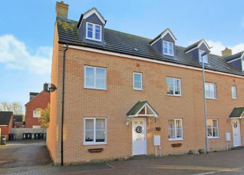 Thumbnail 4 bed semi-detached house for sale in Mitchcroft Road, Longstanton, Cambridge