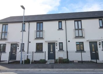 Thumbnail 2 bed terraced house for sale in Pomphlett Farm Industrial, Broxton Drive, Plymouth