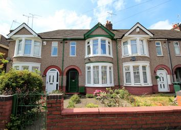 Thumbnail 3 bed terraced house for sale in Chelveston Road, Coundon, Coventry