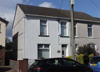 Thumbnail 3 bedroom semi-detached house for sale in Borough Road, Loughor, Swansea