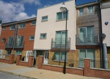 Thumbnail 4 bed town house to rent in Falconwood Way, Beswick, Manchester