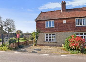 Thumbnail 3 bed semi-detached house for sale in School Lane, Canterbury, Kent