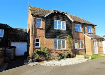 Thumbnail 3 bedroom semi-detached house for sale in Orwell Close, Stone Cross