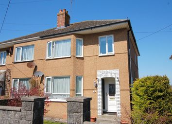 Thumbnail 3 bedroom semi-detached house for sale in Princess Avenue, Higher St. Budeaux, Plymouth