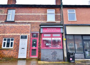 Thumbnail 1 bed terraced house for sale in Liverpool Road, Eccles, Manchester