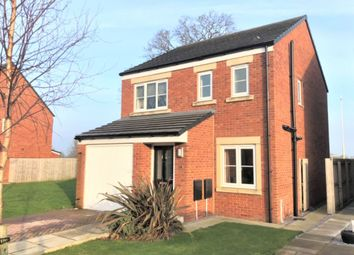 Thumbnail 3 bed detached house for sale in Scholars Green, Wigton