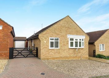 Thumbnail 2 bedroom detached bungalow for sale in Knutsford Close, Belstead, Ipswich