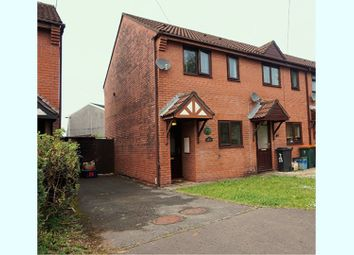 Thumbnail 2 bed end terrace house for sale in Highbank, Newport