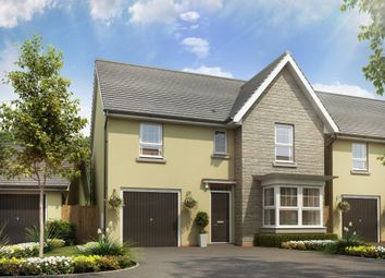 "Thumbnail 4 bed detached house for sale in ""Somerton"" at Tiverton Road, Cullompton"