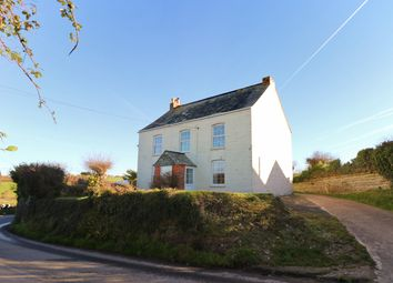 Thumbnail 5 bed detached house for sale in Trehembourne, St Merryn