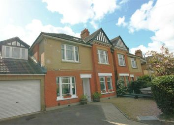 Thumbnail 5 bedroom semi-detached house for sale in North Road, Parkstone, Poole