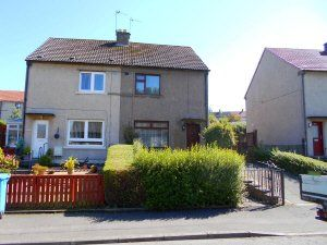 Thumbnail 2 bed detached house to rent in Clunie Road, Dunfermline