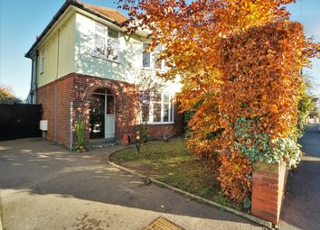 Thumbnail 3 bed detached house for sale in Sidegate Avenue, Ipswich