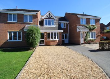 Thumbnail 3 bed terraced house for sale in Wensum Close, Oakham