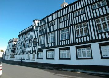Thumbnail 2 bed flat for sale in Mostyn House, Parkgate, Cheshire