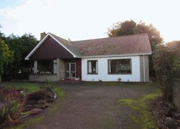 Thumbnail 3 bed detached bungalow for sale in Lochloy Road, Nairn
