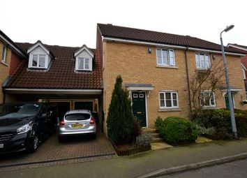 Thumbnail 3 bed terraced house for sale in Victory Lane, Ashingdon, Rochford