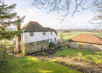 Thumbnail 4 bed detached house for sale in Church Lane, Robertsbridge, East Sussex