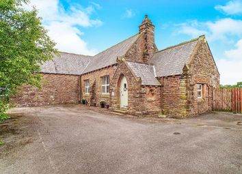 Thumbnail 5 bed detached house for sale in Abbeytown, Wigton
