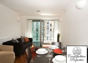 Thumbnail 1 bed property to rent in Vicentia Court, Bridges Wharf, Bridges Court Road, London, Greater London.