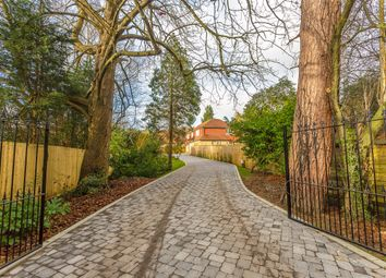 Thumbnail 4 bed detached house for sale in Greenhurst Lane, Oxted, Surrey