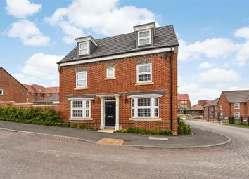 4 bed detached house for sale in Marchment Close, Picket Piece, Andover SP11