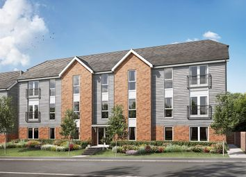 """""""Keymer House"""" at Unicorn Way, Burgess Hill RH15. 2 bed flat for sale"""