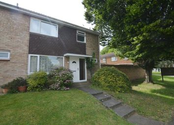 Thumbnail 3 bed end terrace house for sale in Hunsbarrow Road, Northampton, Northamptonshire