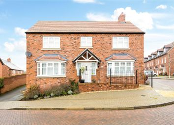 Thumbnail 4 bed detached house for sale in Badgers Way, Bishopton, Stratford-Upon-Avon, Warwickshire