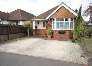 Thumbnail 3 bed detached bungalow for sale in Dudley Close, Addlestone, Surrey