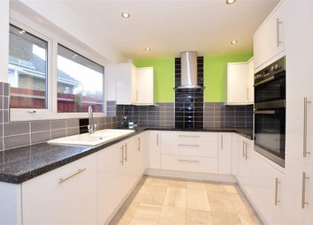 Thumbnail 3 bed detached bungalow for sale in Foads Hill, Cliffsend, Ramsgate, Kent