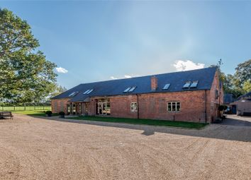 Thumbnail 6 bed barn conversion for sale in Wem Road, Clive, Shrewsbury, Shropshire