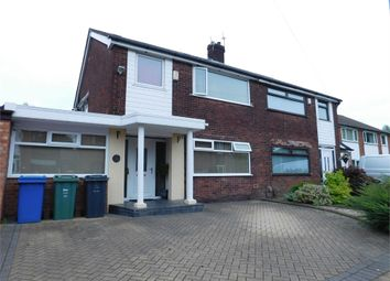 Thumbnail 4 bedroom semi-detached house to rent in Leyton Drive, Bury, Lancashire