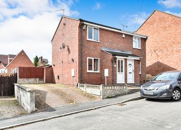 Thumbnail 2 bed semi-detached house for sale in High Holborn, Ilkeston